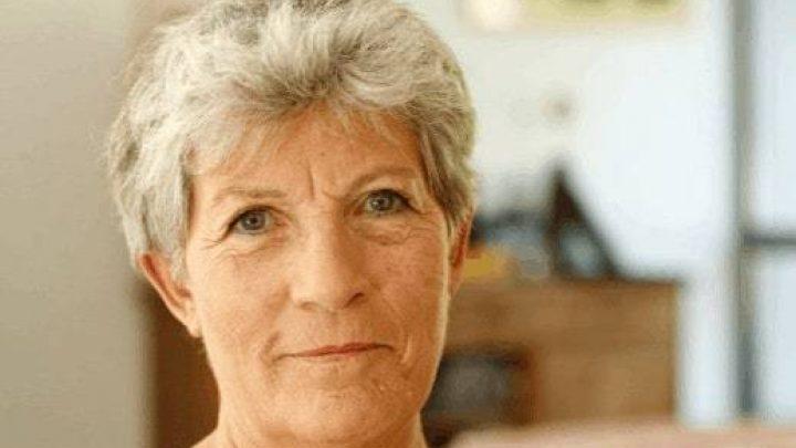 Femme à la retraite