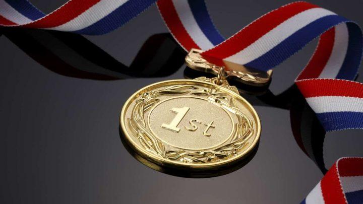 medaille 1er