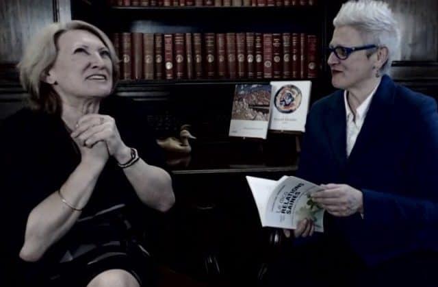 Jacqueline Arbogast et Micheline Bourque
