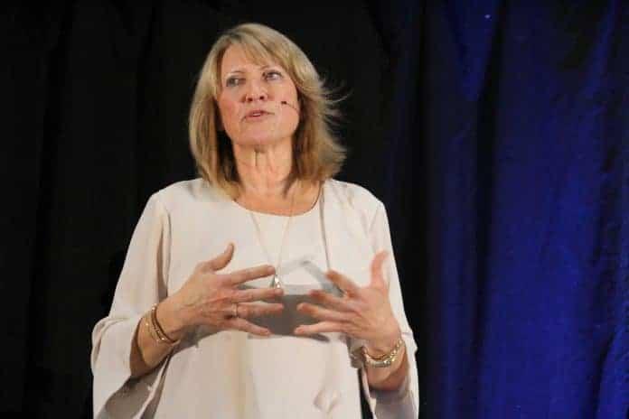 Jacqueline Arbogast coach et thérapeute familiale à Montréal